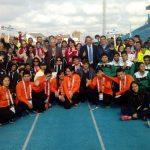Chillán dio la bienvenida al atletismo de los Juegos Paranacionales
