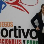 El presente de Melany Cabrera como jueza y entrenadora de gimnasia