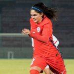 Bárbara Santibáñez es la nueva delantera del Sporting Huelva