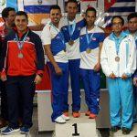 Chile obtuvo medalla de plata por equipos en el Latinoamericano de Tiro al Blanco