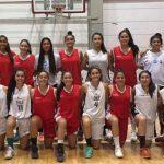 Chile cayó ante Argentina en el Sudamericano Sub 17 Femenino de Básquetbol
