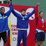 Chile obtuvo tres medallas en el Sudamericano Juvenil de Lucha Olímpica