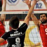Chile jugará en el Grupo B del Sudamericano Adulto Masculino de Volleyball