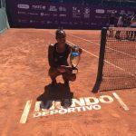 Daniela Seguel se tituló campeona del ITF de Barcelona