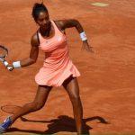 Daniela Seguel cayó en octavos de final del ITF de Roma
