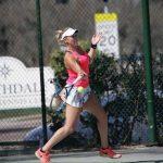 Alexa Guarachi cayó en primera ronda de dobles del ITF 100K de Dubai