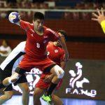 Chile cayó ante Alemania en su segundo partido por el Mundial Junior Masculino de Handball