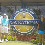 Antonia Matte finalizó en el top 5 del Optimist International Junior Golf Championship
