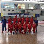 Chile clasificó a semifinales del Sudamericano Sub 17 de Básquetbol Masculino
