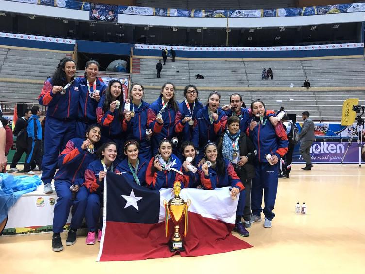 La Roja U17 obtuvo el tercer lugar en el Sudamericano de ...