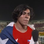 Claudio Romero gana medalla de oro en el lanzamiento del disco del Mundial U18 de Atletismo