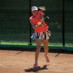 Fernanda Labraña cayó en cuartos de final de dobles del W15 de Cancún