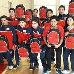 Santiago será sede de campamento internacional de goalball