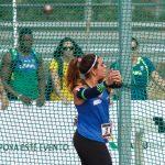 Mariana García ganó medalla de bronce en el Panamericano Sub 20 de Atletismo