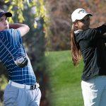 Martín León y Antonia Matte completan la nómina del golf chileno para los Juegos Sudamericanos de la Juventud