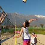 Con éxito se realizó el primer campeonato nacional U21 de Volleyball Playa organizado por Fevochi