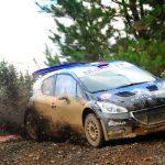Gran Premio de Frutillar del RallyMobil tendrá récord de binomios participantes