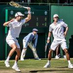 Julio Peralta y Horacio Zeballos debutaron con un triunfo en el ATP 250 de Moscú