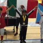 Chile suma nuevas medallas en el Panamericano Infantil de Esgrima