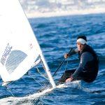 Clemente Seguel lidera el Campeonato Nacional de Laser Standard