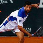 Hans Podlipnik se despidió del ATP 250 de Pune tras caer en primera ronda de dobles