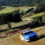 Cristóbal Vidaurre se quedó con el Gran Premio de Frutillar del RallyMobil