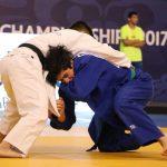 Este miércoles comenzó el Mundial Cadete de Judo Santiago 2017