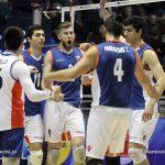 Chile derrotó a Perú en la primera jornada del Sudamericano de Volleyball Masculino