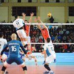 Chile cayó ante Argentina en el debut por el PreMundial de Voleyball Masculino