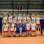 Chile cayó ante Colombia en el segundo día del Sudamericano de Volleyball Femenino