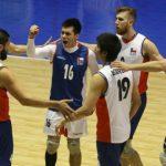 Chile clasificó a semifinales del Sudamericano Masculino de Volleyball