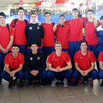 Selección Chilena viajó a Bahrein para disputar el Mundial U19 de Volleyball Masculino