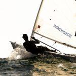 Clemente Seguel gana medalla de bronce en el Mundial Juvenil de Sunfish