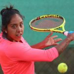 Daniela Seguel avanzó a octavos de final del ITF de Saint-Malo