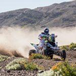 Ignacio Casale mantiene el liderato en los quads del Atacama Rally