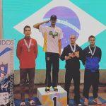 Ignacio Morales ganó medalla de plata en el Argentina Open de Taekwondo
