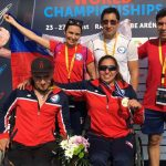 Katherine Wollermann ganó medalla de bronce en el Mundial de Paracanotaje