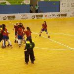 """Las """"Marcianitas"""" avanzaron a semifinales de los World Roller Games"""