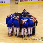 """Las """"Marcianitas"""" clasificaron a los cuartos de final de los World Roller Games"""