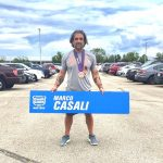 Marco Casali gana medalla de bronce en los Reebok Crossfit Games