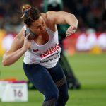 Natalia Duco no avanzó a la final del lanzamiento de la bala en el Mundial de Atletismo