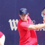 Nicolás Jarry avanzó a los cuartos de final de dobles en el Challenger de Santiago