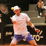 Nicolás Jarry debutó con un triunfo en el Challenger de Canberra