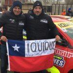 Con frío y nieve se largó la versión 44 del Gran Premio de la Hermandad