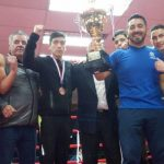 Temuco se tituló campeón del Nacional Juvenil de Boxeo
