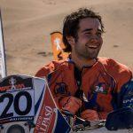 Tomás de Gavardo ganó la categoría motos en la quinta fecha del Rally Baja Atacama