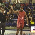 Yasmani Acosta logra histórica medalla de bronce en el Mundial de Lucha Olímpica
