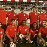 Selección Chilena de Fútbol 5 logra el tercer lugar en torneo internacional de Colombia