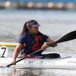 Katherine Wollerman disputará el Mundial de Paracanotaje