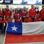 Selección Chilena de Bochas Paralímpicas tuvo una positiva actuación en la Copa América